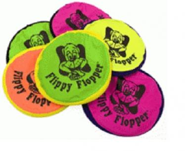Flippy Flopper Dog Discs